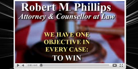 Robert M. Phillips Emphasizes How Crucial It Is to Have Skilled Counsel in Williamson County